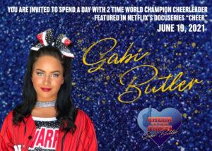 Gabi Butler Event