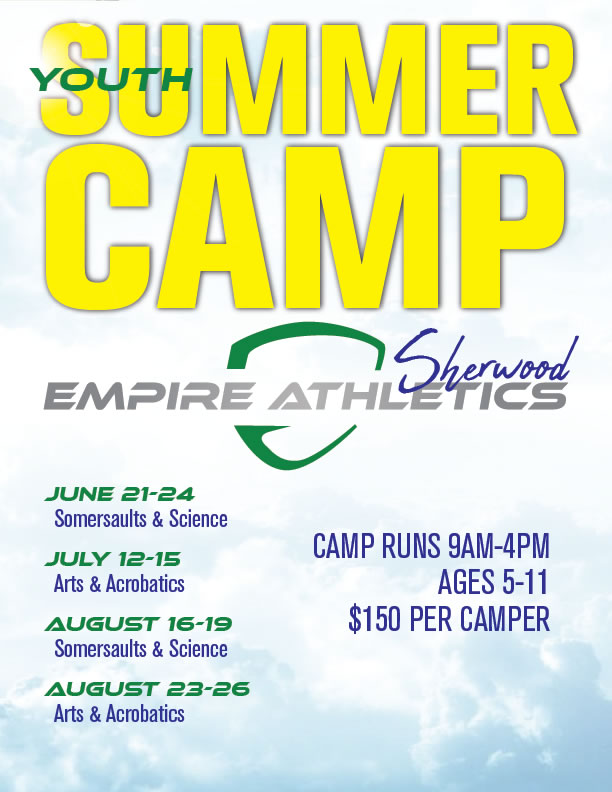 Sherwood Summer Camp